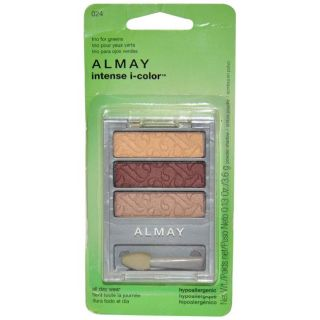 Almay Intense i Color #024 Trio for Greens Eye Powder Shadow