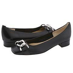 Christin Michaels Gizella Black Flats   Size 8.5