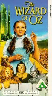The Wizard Of Oz [VHS] [UK Import] Judy Garland, Frank Morgan, Ray