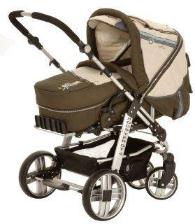 Babywelt 777356 274   Kombi Kinderwagen Booster GT4, Design Sputnik