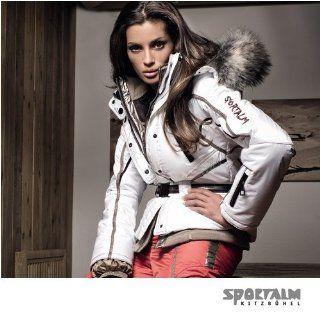 Sportalm Damen Skijacke Chiara mit Echtpelzkragen (662217032 01) Gr