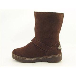 Bearpaw Womens Miriam Brown Boots