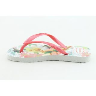 Havaianas Youths Kids Slim Tinkerbell Pink Sandals