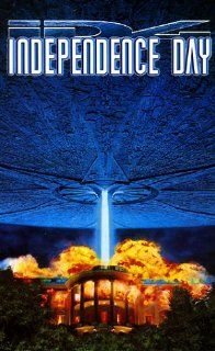 Independence Day [VHS] Will Smith, Bill Pullman, Jeff Goldblum, Mary