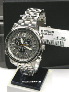 Citizen Solar ECO DRIVE PROMASTER Funk Alarm AS4020 44HS