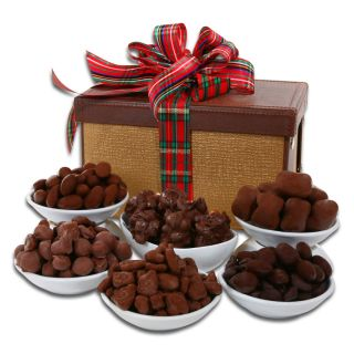 Alder Creek Gifts Chocolate Lovers Snack Sampler Gift Box