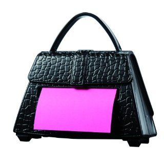 3M PU 300 Post it Z Notes Spender Fashion Bag PU 300 schwarzer Spender