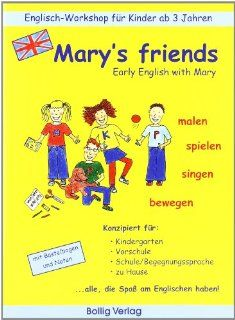 Marys friends Early English with Mary Maria de la Paloma