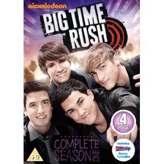 Big Time Rush   Complete Season 1 [DVD] Filme & TV