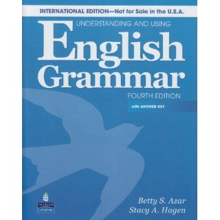 Understanding and Using English Grammar With Answer Key [With 2 CDs