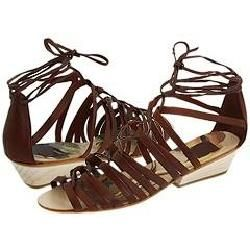 Dolce Vita Delancey Marrone Sandals
