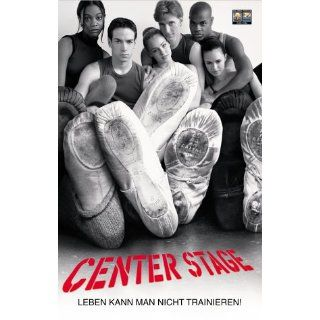 Center Stage [VHS] Amanda Schull, Zoe Saldana, Susan May Pratt