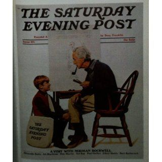 Norman Rockwell and the Saturday Evening Post the Early Years 1916