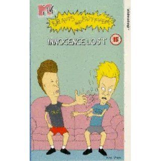 Beavis and Butthead   Innocence Lost [VHS] [UK Import] Beavis and