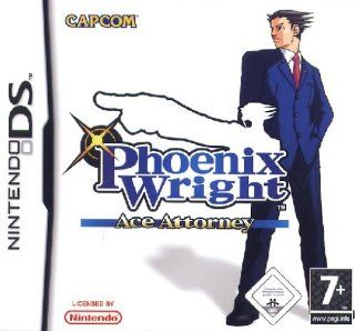 Phoenix Wright   Ace Attorney Games
