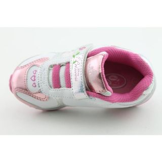Disney Princess Infants Princess Lighted Sneaker White Casual Shoes