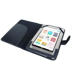 SKQUE Barnes & Noble Nook Color/ Nook Tablet Leather Case