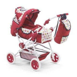Bayer Chic 2000   562 61   Kombi Puppenwagen Road Star Chicobello