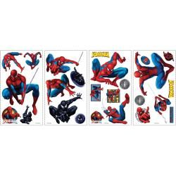 RoomMates Amazing Spiderman Peel and Stick Wall Decals