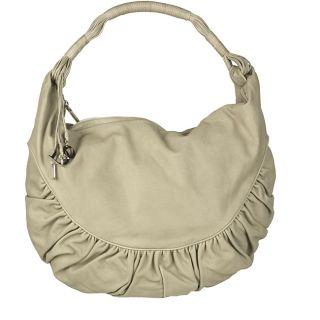 Christian Dior Gipsy Sage Green Crescent Hobo Bag