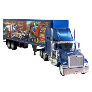 International 9900IX 132 Scale Model City Hauler