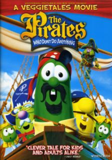 The Pirates Who Dont Do Anything A Veggie Tales Movie (DVD