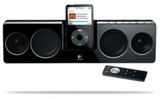 Logitech Pure Fi Anywhere Portable iPod Speakers (Refurbished
