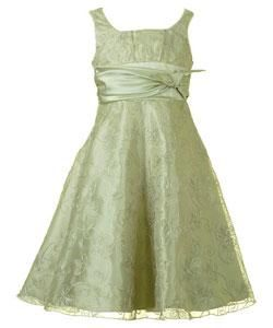 Bonnie Jean Girls Special Occasion Dress