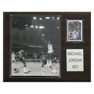 NCAA 12 x 15 in. Basketball Michael Jordan North Carolina Tar Heels