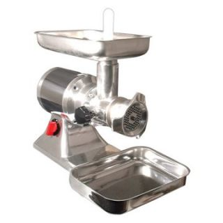 Omcan FTS22 Commercial Electric Meat Grinder   Meat Grinders at