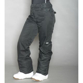 Marker Womens Black Insulated Cargo Pants
