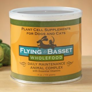 Flying Basset Daily Maintenance Animal Complex Dog Immune Support
