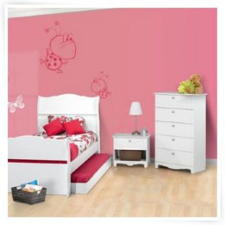 Dixie Bedroom Vanity Table   Kids Furniture