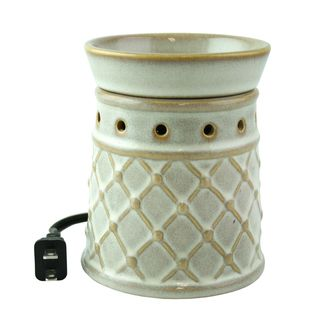 Morgan Childs Electric Fragrance Wax / Candle Warmer With 3 Different