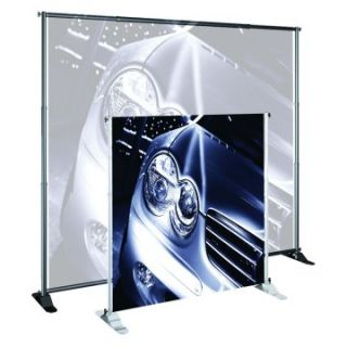 Testrite 30 x 48 in. Jumbo Banner Stand   Display Boards & Sign