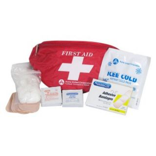 Physicians Care Fanny Pack Kit   49 Pieces   First Aid Kits at