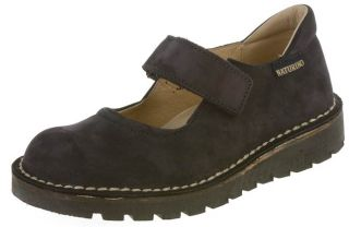 Naturino Childrens Stitch down Mary Jane Shoes