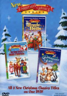 New Christmas Classics Series Collection (DVD)