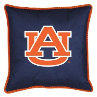 Sports Coverage College Sidelines Pillow   Bed & Bath