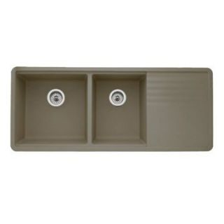 Blanco Précis 1 and 3/4 Bowl Sink   Kitchen Sinks