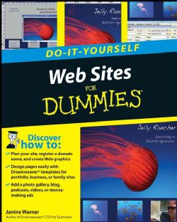 Create a Web Site Do it yourself for Dummies