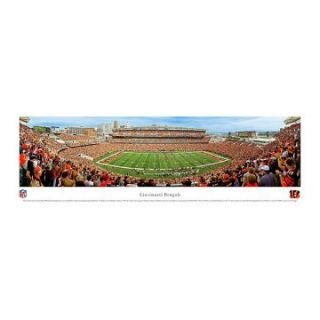 Blakeway Panoramas Cincinnati Bengals Unframed NFL Wall Art at