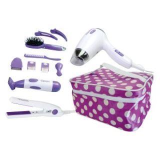 Ragalta Ladies Travel Kit   Hair Styling Tools