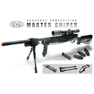 Accushot Competition Master Model 700 Pro Airsoft Gun