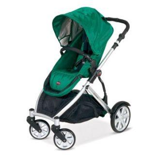 Britax B Ready Travel System & Stroller   Green   Standard Strollers