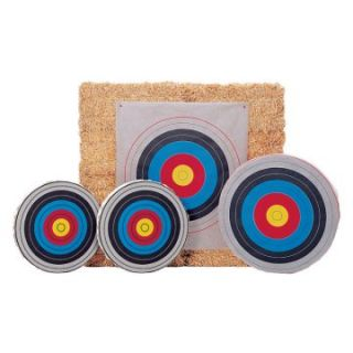 Bear Bow A527 48 in. Heavy Duty Target Face   Youth Archery at
