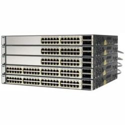 Cisco Catalyst 3750 E 48 Port Multi Layer Ethernet Switch with PoE