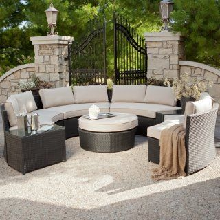 Uniflame Granite Table Propane Fire Pit   Propane Fire Pits at