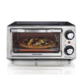Hamilton Beach 31137 4 Slice Toaster Oven   Toaster Ovens