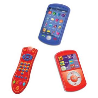 Kidz Delight Tech Set Trio   Kids Activities